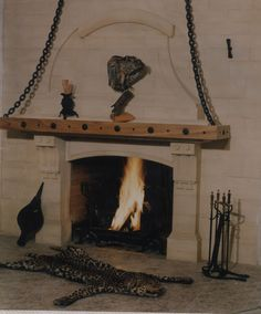 Old Fireplace, Old Things, Home Decor, Decoration Home, Room Decor, Home Interior Design, Home Decoration, Interior Design