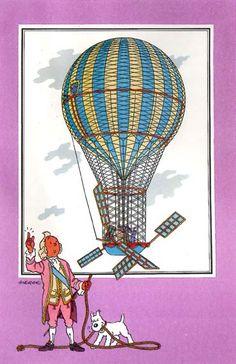 """Ballon 09 : Ballon """"Comte d'Artois"""""""
