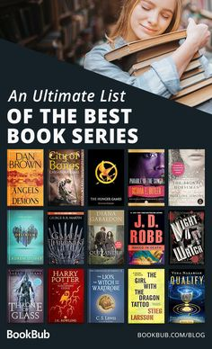 The Best Book Series of All-Time: An Ultimate List - Best Reading Lists of All Time - Best Books To Read, Good Books, My Books, Book Club Books, Book Lists, Reading Lists, Book Suggestions, Book Recommendations, Kindle