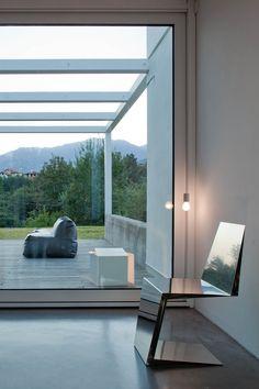 villa mm a biella - Federico Delrosso Architects Villa, Windows, Interior Design, Minimal, Google, Style, Nest Design, Swag, Home Interior Design