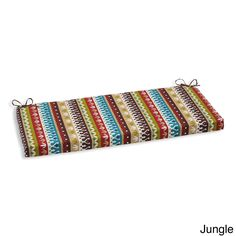 Pillow Perfect Outdoor/ Indoor Cotrell Bench Cushion