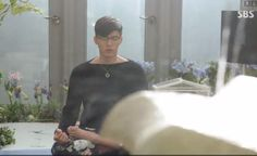 Gold Necklace Sweater Glasses Hyun Bin 현빈 玄彬 of Hyde Jekyll Me 하이드 지킬, 나