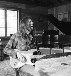"""soundsof71: """"Neil Young, 1971, by Henry Diltz. """""""