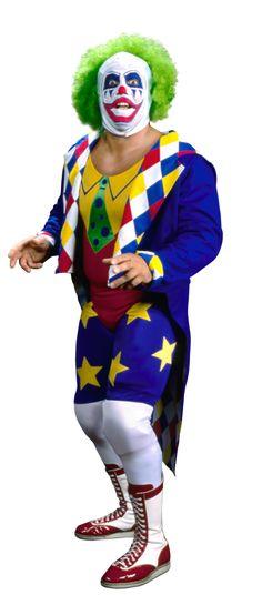 No The Boogeyman Source: unknow His introduction vignettes were quite terrifying, but injuries. Luna Vachon, Doink The Clown, Bam Bam Bigelow, Heath Slater, Circus Music, Little Tykes, Survivor Series, Child Smile, Evil Clowns