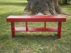 wooden shoe bench 4'  free color