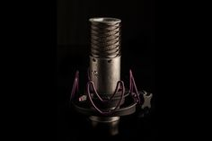 Aston Microphones is happy to launch the new Aston CUSTOM Rycote Shock Mount. Finished in Aston Microphone's signature purple colour, this innovative shock mount provides a quick and easy shock mou…