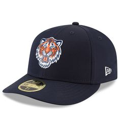 sale retailer 788b6 ada88 Detroit Tigers New Era 2018 On-Field Prolight Batting Practice Low Profile 59FIFTY  Fitted Hat – Navy
