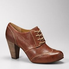Oxford Shoes Outfit, Oxford Heels, High Heel Boots, Shoe Boots, High Heels, Mode Vintage, Vintage Shoes, Cute Shoes, Me Too Shoes