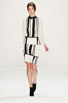 Rena Lange | Fall 2013 Ready-to-Wear Collection | Style.com