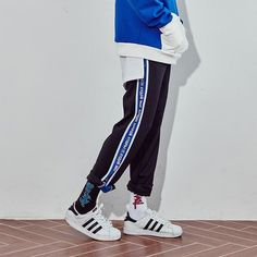 [한정특가]crump represent track pants (CP0011)-6color