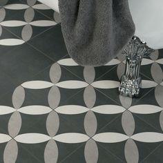 Belgrave Square Tiles 200x200x6mm Tiles