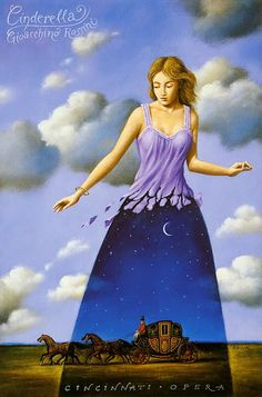 Rafal Olbinski: Opera Paintings for Opera Geeks | Bryan Pinkall's World of Opera