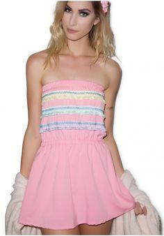 Lil' Polly Ruffle Dress