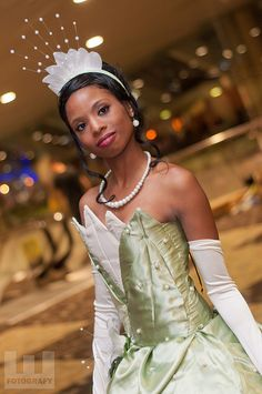 Princess Tiana | Otakon 2013 - 20th Anniversary - Day 1