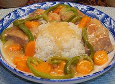 Thai Red Curry, Meat, Chicken, Ethnic Recipes, Food, Essen, Meals, Yemek, Eten