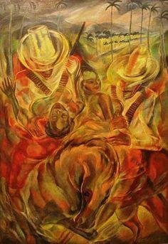 Pintores Cubanos Contemporáneos: La obra de Carlos Enríquez