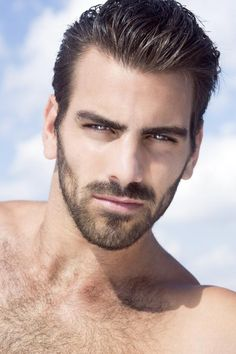 America's Next Top Model's Nyle DiMarco: I'm extremely fortunate not to be able to hear the other models, I love my world quiet! | MTV UK