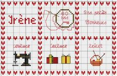 brodeuse - embroiderer - outils - point de croix - cross stitch - Blog : http://broderiemimie44.canalblog.com/