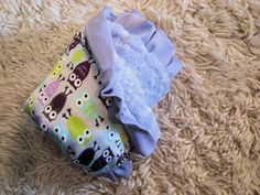 Fabulous handmade baby blankets!