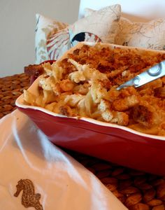 The Coastal Gourmet: Search results for crab mac and cheese