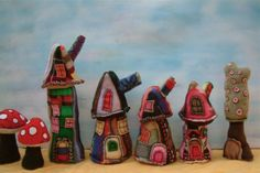 recycled village