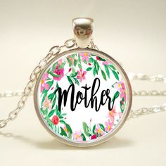 Hey, I found this really awesome Etsy listing at https://www.etsy.com/listing/489793468/mothers-day-pendant-necklace-1-inch
