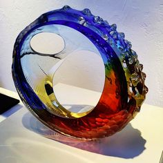 Since 1982, Philabaum Glass Gallery & Studio has shown the work of established contemporary glass artists from around the country, as well as the work of local glass master, Tom Philabaum. The major exhibitions open in October and February | Tucson | Arizona | Things To Do | Photo via Instagram by @_alexisgrey_ | http://www.visittucson.org/things-to-do/