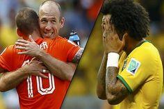 La Selección de Brasil se enfrenta a Holanda en vivo