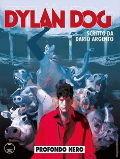 Italian Comics Giant Bonelli Launches Film and TV Arm With 'Dylan Dog' Brandon Routh Superman, Dylan Dog, Dario Argento, Iconic Characters, Fictional Characters, Read Comics, News Studio, New Shows, Doge