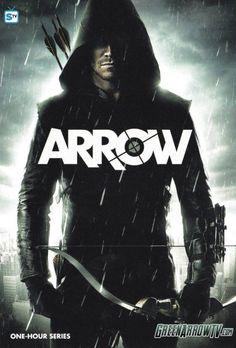 Arrow s1 Poster 001b