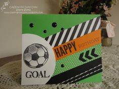 Stampin' & Scrappin' with Stasia: Caseing the Catty For Kids - SU - Goal, Crazy About You , Celebrate Today