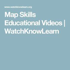 Barn Owl Educational Videos WatchKnowLearn Owls Pinterest - Map videos for kids