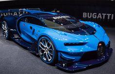 Bugatti Chiron will debut in March