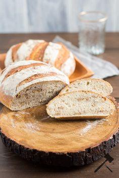 Joghurt-Nuss Brot