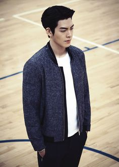 GUY CANDY: 15 Times Kim Woo Bin looked clean and classy for SIEG Magazine
