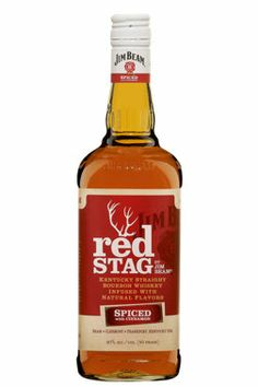 Red Stag Cannelle par Jim Beam Whisky, Wine Photography, Jim Beam, Sparkling Wine, Ajouter, Whiskey Bottle, Beams, Drinking, Cocktails