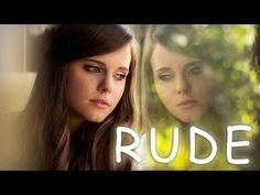 """Rude - MAGIC! """"Girl Version"""" (Acoustic Cover) by Tiffany Alvord on iTunes & Spotify - YouTube"""