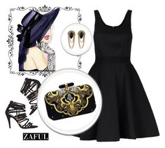 """ZAFUL #3 02.03"" by edita-m ❤ liked on Polyvore featuring Pinko and zaful"