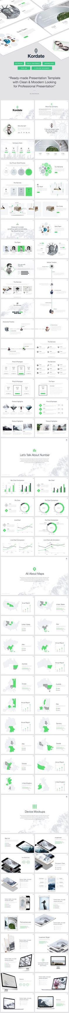 Business Strategy Keynote Template   Company Profile