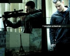 """I finally got a chance to see the final chapter of one of my favorite trilogies of all time. The Bourne """"Don't Blink Or You'll Miss Half The Scene"""" Ultimatum."""