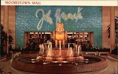 Moorestown Mall Shopping Center New Jersey
