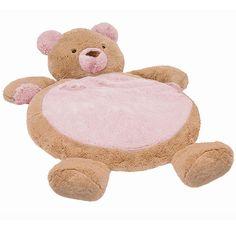 Tapetinho para Bebês Ursinho - Rosa - BestEver -Bebês - Tapete Divertido e Ginásio - Walmart.com