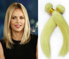 7A Brazilian Blonde Hair 613#  #hairweaves