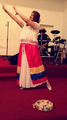 Danza Cristiana día de la hispanidad