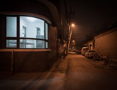 Hutong by Christopher Domakis, via Behance