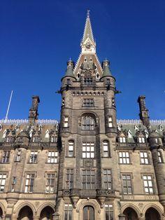 Fettes College Main Building, Edinburgh