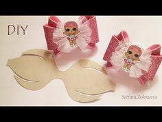 A template for the bows Svetlana Zolotareva Bow Template, Templates, Diy Hair Jewellery, Dremel Carving, Baby Hair Accessories, Hair Bow Tutorial, Gift Bows, Diy Hair Bows, Diy Headband