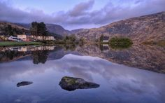 Gougane Barra, photo by Joe Ormonde #landscape #ireland #magical