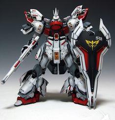 Just...AMAZING: MG Sazabi Ver.Ka Custom. Full PHOTO REVIEW Hi Resolution Images http://www.gunjap.net/site/?p=250275