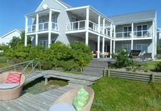 Thesen Islands L26 House In The Woods, Islands, Beach House, Deck, Holidays, Outdoor Decor, Home Decor, Beach Homes, Holidays Events